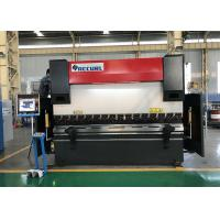 Quality Steel Plate 7 Axis 400 Ton 6000 MM CNC Press Brake Bending Machine With CE and CQC for sale
