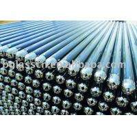 China All-glass evacuated solar collector tubes on sale