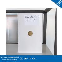 Quality Double - Sided Magnesium Rockwool Panels Eco - Friendly Non Metal Panel Material for sale