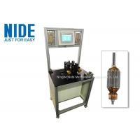 Quality Customized Motor Armature Dynamic  Balancing Machine for sale