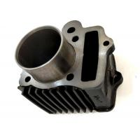 China Iron Black Color Motorcycle Cylinder Engine Block C70 Wear And Shock Resistance on sale