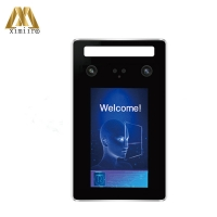 Quality DF01 IP65 Dynamic 12VDC Facial Recognition Access Control 0.2s for sale