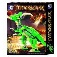141PCS Dinosaur Building Blocks
