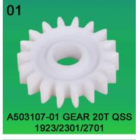 Quality A503107-01-GEAR-20T-FOR NORITSU 1923-NORITSU 2301-NORITSU-2701 FOR MINILABS,COLORLABS PARTS for sale