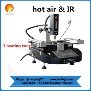 China Stable temperature controller mini bga machine WDS 430 infrared bga rework station on sale
