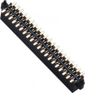 WCON Female 1.27 Mm Pin Header Dual Row SMT Pin Header 1.0AMP
