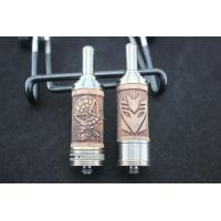 Quality E fire V3 atomizer newest wooden atomizer airflow wooden atomizer for X fire E fire batter for sale