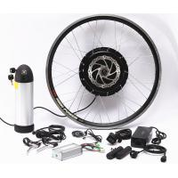 Quality Complete Front Wheel Ebike Conversion Kit E Bicycle Conversion Kit Anti - Corrosion Motor for sale