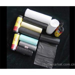 China plastic bag on sale