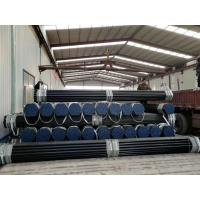 Quality EN10219 cold formed seamless carbon pipes for sale