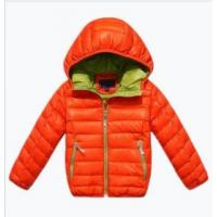 Quality Customized duck goose down filled first down jackets for sale