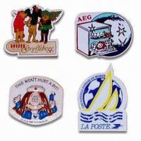 Buy cheap 2D or 3D Fridge Magnets, Ideal as Promotional Items from wholesalers