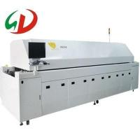 Quality Rail Chain + Mesh Belt Conveyor SMT Reflow Oven M800 For LED for sale