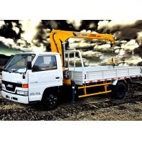 Quality SQ2SK1Q 2.1ton Telescopic Truck Loader Crane for sale