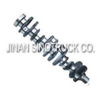 Quality HOWO CRANKSHAFT for sale