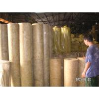 Quality Soundproofing Rockwool Pipe Insulation Material High Density for sale