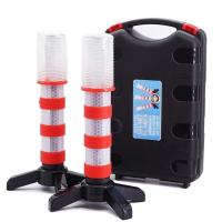 Buy cheap Emergency Road Flares Red Roadside Beacon Safety Strobe Light Warning Signal from wholesalers