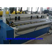 Quality 3 Phase Coloured Toilet Tissue Making Machine Form Jumbo Roll 1800mm - 3500mm for sale