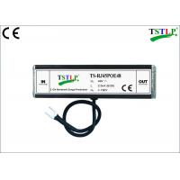 China 1000 MBits / S Cat6 POE Lightning Surge Protector Ethernet Port For Network System on sale