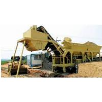 China YHZS25/YHZS35/YHZS50/YHZS75 Mobile Soil Mixing Plant/Dry batching plant wholesale
