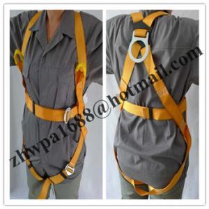 Quality PP safey belt& Nylon safety belt,Safety Belt & Safety Harness for sale