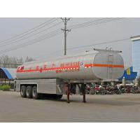 China 41.2 CBM Chemical liquid semi-trailer for delivery ethyl alcohol CLW9402GHY on sale