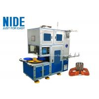 Quality Customized Automatic Coil Winding Machine For Miniature Induction Motors for sale