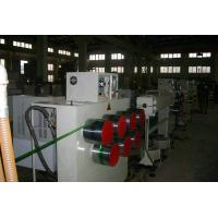 Quality Plastic Strapping Band Making Machine , PET Strap Production Line for sale