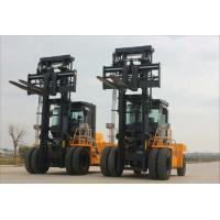 Quality Automatic Compact Forklift Trucks , Powerful 16 Ton Industrial Lift Truck for sale
