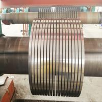 Buy cheap ASTM Standard Mirror Finish Stainless Steel Strip Coil 304 With 0.01-2.5mm from wholesalers
