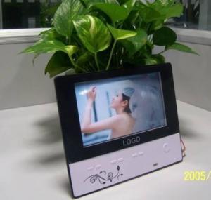 Quality Digital Photo Frame (DCHD-706 Mirro,Touch,Clock,Ebook) for sale