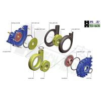 Diesel engine Centrifugal Slurry Pumps