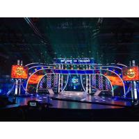 China 4.8MM Rental SMD Stage LED Screens High Definition High Reftresh Rate on sale