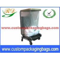 China Natural Color PVA Plastic Laundry Bags Dissolvable in Cold and Hot Water on sale