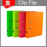 Quality Customized document box file 2inch 3inch A4 FC lever arch file for sale