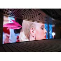 Quality High Brightness HD Indoor LED Screen P4 Nation Star SMD2121 2~10m Viewing Distance for sale