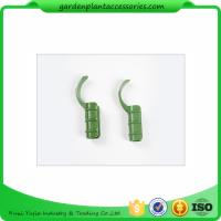 Quality Flexible Plastic Green Garden Cane Connectors For Fasten Films for sale