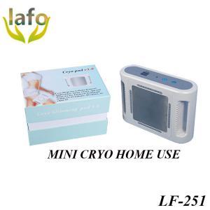 Quality NEW ARRIVAL! LF-251 MINI Cryo Machine/ Home Use Cryo lipolysis / Lipo Cryo for sale