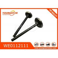Quality 2.5tdci Intake And Exhaust Valves Iso 9001  For Ford Ranger / Mazda Bt-50 for sale