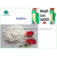 99.5% Weight Loss Steroids Powder Synephrine 94-07-5 White Crystals Powder