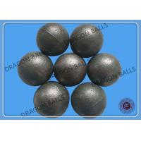 Quality High Chrome Wear Resistant Casting Steel Ball Grinding Media High Hardness for sale