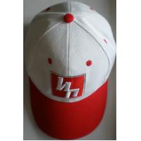 Quality Outdoor Flat Visor Hat Sports Cap With Letter Embroidery Front for sale