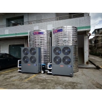 Quality 10HP R417a 12KW Copeland Compressor Water Source Heat Pump for sale