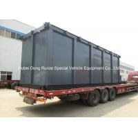 Quality Skid Mounted70000L Acid Storage Tank Steel Lined PE For Oilfield Storage for sale