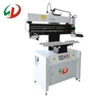 Quality Touch screen Manual stencil printing machine / solder paste printer for sale