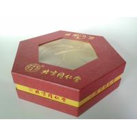 Quality Hexagon Shape Elegant Rigid Gift Boxes, Luxury Food Packaging Box For Festival Gift for sale