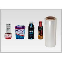 Quality Customized Thickness PET Shrink Film With High - Impact Resistant for sale