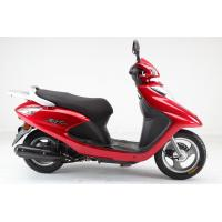 China Two Wheel Gas Motor Scooter ,100CC Gas Moped BikeLow Energy Consumption on sale