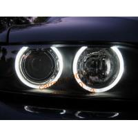 Quality LED BMW angel eyes CCFL halo rings for BMW E46 non projector 2*131mm+2*146mm for sale