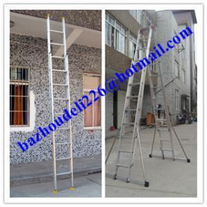 Quality Aluminium ladder&Step Footplate ladder,Aluminium Telescopic ladder for sale